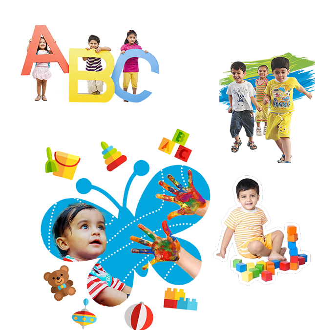 Preschool facility in Gurgaon Sec-56